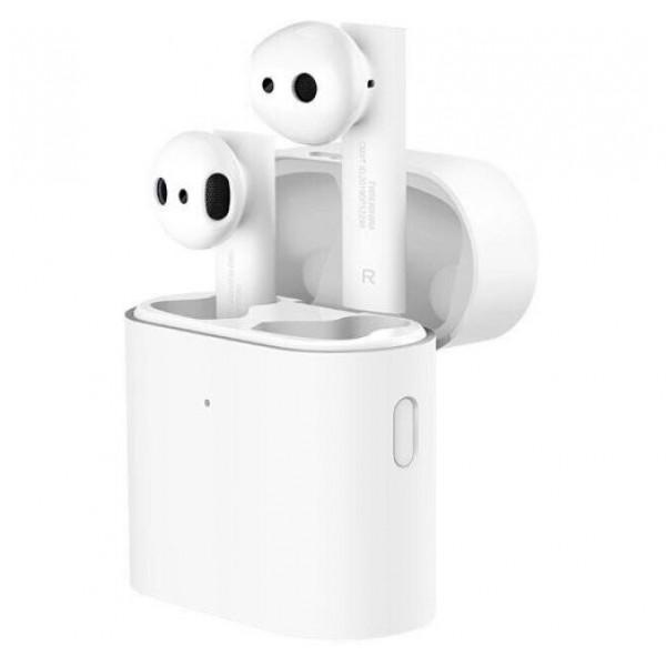Беспроводные наушники Xiaomi Mi True Wireless Earphones 2S (белый)