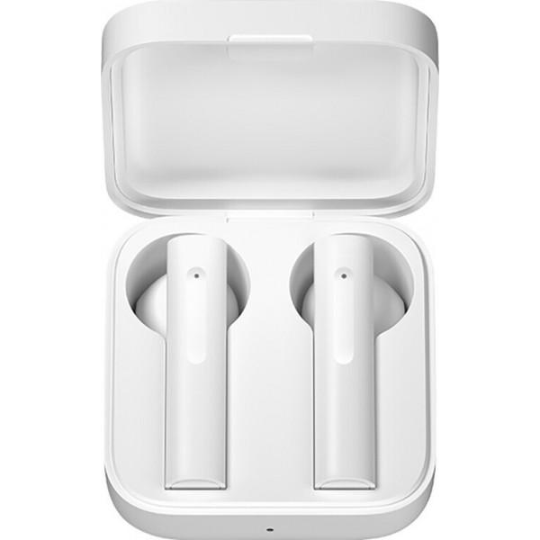 Беспроводные наушники Xiaomi Mi True Wireless Earphones 2 (белый)