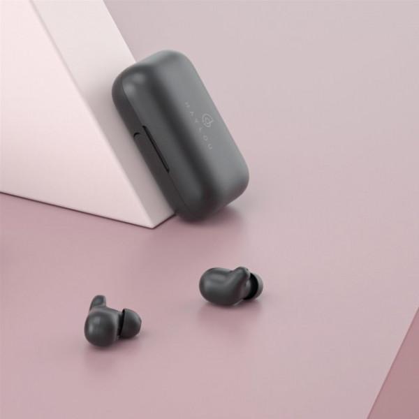 Беспроводные наушники Haylou T15 True Wireless Bluetooth Headset (черный)