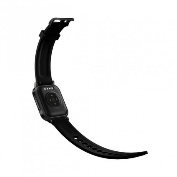 Умные часы Haylou Smart Watch Solar (черный) (LS02)